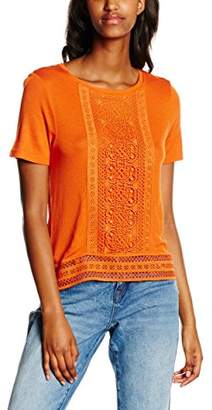 New Look Women's 3767771 Tops, (Burnt Orange), 8