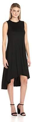 Trina Turk Women's Riel High Low Jersey Knit Dress