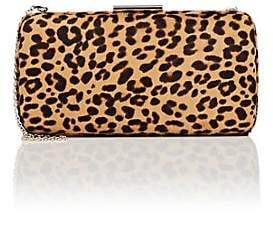 Gianvito Rossi Women's Calf Hair Clutch - Leopard