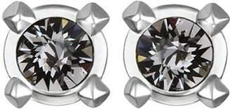 Karl Lagerfeld Paris Crystal Stud Earrings