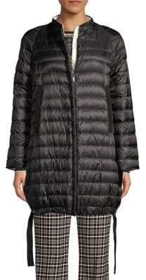 Max Mara Fulvia Reversible Puffy Quilted Coat