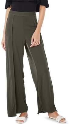 Michael Stars Rylie Wide Leg Tulip Pants