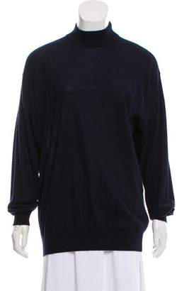 The Row Silk & Cashmere-Blend Sweater