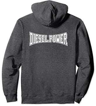 Diesel Power Hoodie Truck Turbo Brothers Mechanic