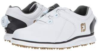 Foot Joy FootJoy Pro Spikeless Plain Toe Rover BOA Men's Golf Shoes