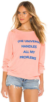 Wildfox Couture The Universe Sommers Sweatshirt