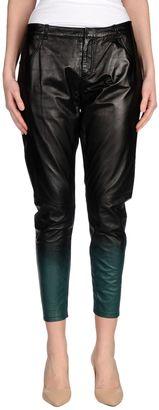 MUUBAA Casual pants $324 thestylecure.com