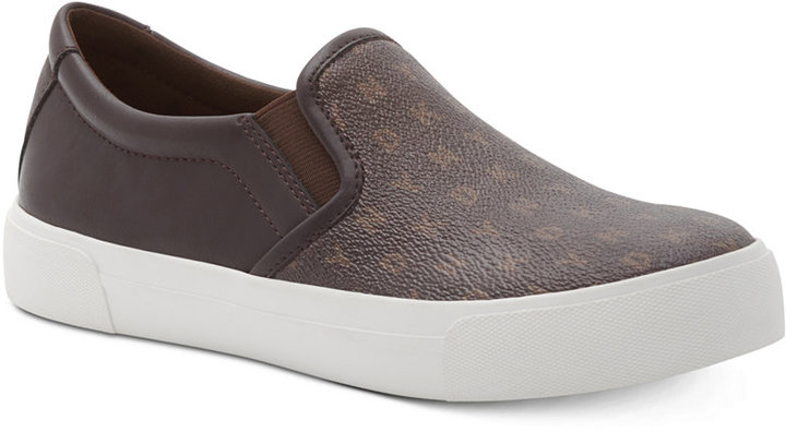 Dkny Bess Slip-On Sneakers, Created For Macy's