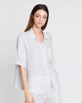 Short Sleeve Sleep Shirt