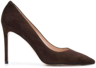 Stuart Weitzman Leigh pointed toe pumps