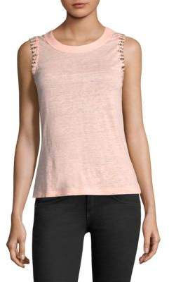 Generation Love Alanis Embellished Top