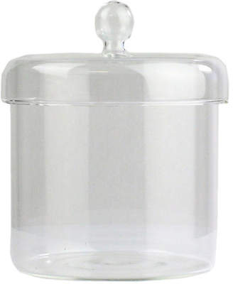 One Kings Lane Arora Medium Jar - Clear