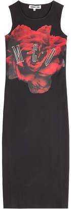 McQ Printed Cotton Dress