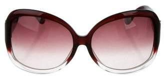 Saint Laurent Oversize Tinted Sunglasses