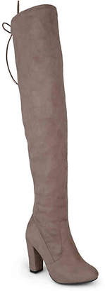 Journee Collection Maya Thigh High Boot - Women's
