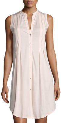 Hanro Sleeveless Shirtwaist Nightgown