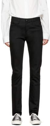 Takahiromiyashita Thesoloist. TAKAHIROMIYASHITA TheSoloist. Black Lone Star Skinny Jeans