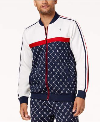 Reason Men's Logo Print Track Jacket
