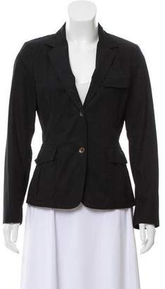 Rag & Bone Notch-Lapel Woven Blazer