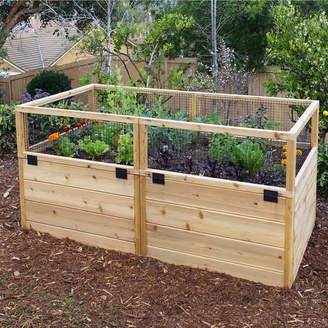 Outdoor Living Today 6 ft x 3 ft Cedar Raised Garden