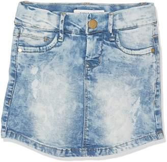 Name It Girl's Nittime Slim DNM NMT Noos Skirt