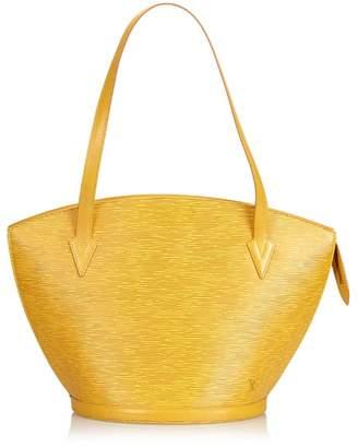 Louis Vuitton Vintage Epi Saint Jacques Gm Long Strap