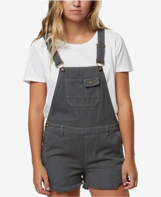 O'Neill Juniors' Mathilda Cotton Shortalls