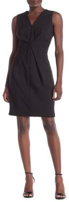 Nanette Lepore NANETTE Sleeveless Envelope Shift Dress
