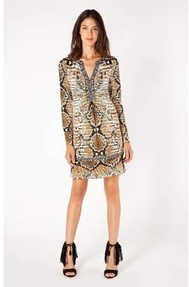 Hale Bob Vera Jersey Dress
