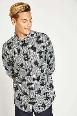 Jack Wills Salcombe Patchwork Check Shirt
