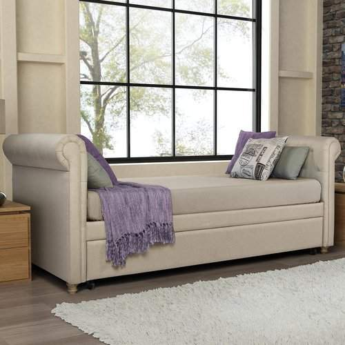 Three Posts Rossburg Daybed with Trundle
