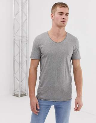 Selected Homme Home crew neck t-shirt