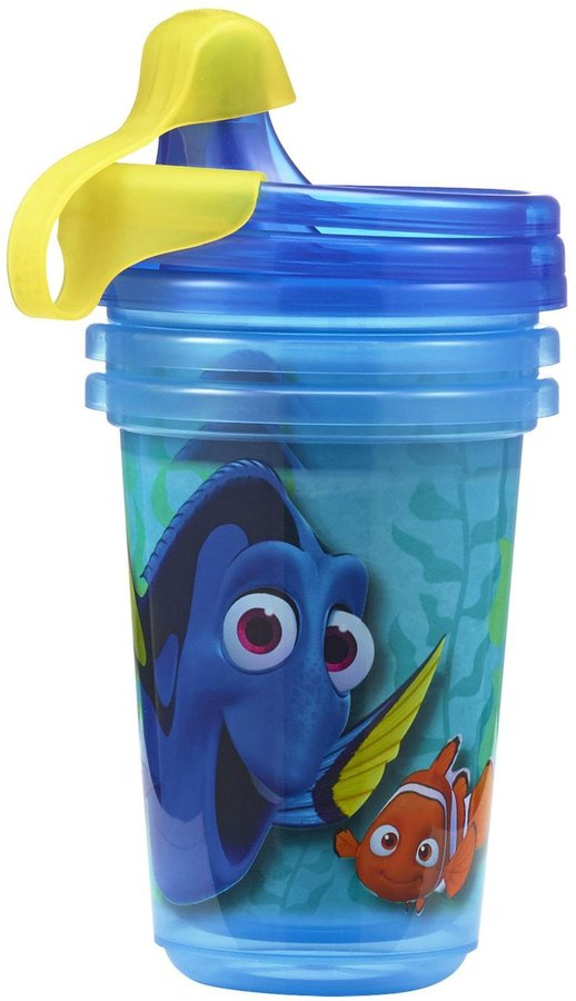 The First Years Take & Toss Sippy Cup - Disney and Pixar Finding Dory - 10 oz - 3 ct