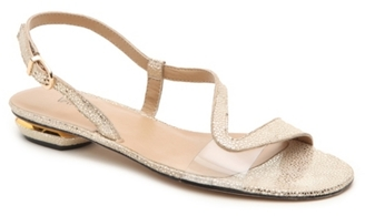 VANELi Berta Flat Sandal $150 thestylecure.com