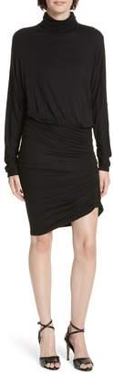 Veronica Beard Manda Ruched Dress