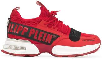 Philipp Plein chunky low top trainers
