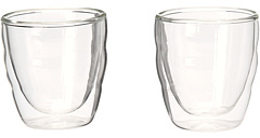 Bodum Pilatus Double Wall Glass 2.5 Oz.