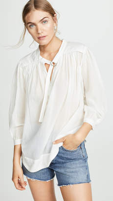 Sea Okeefe D-Ring Blouse
