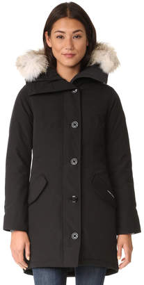 Canada Goose Rossclair Parka $925 thestylecure.com