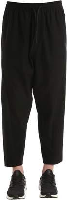 Y-3 Cotton Twill Sarouel Pants