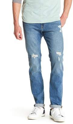 Frame L'Homme Slim Straight Fit Jeans