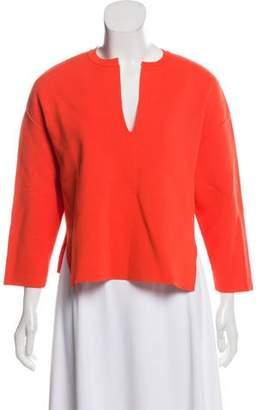 Stella McCartney Textured Wool Top