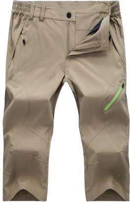 Trunks Yifun Outdoor Mens Sportswear Long Shorts Hiking & Camping Shorts