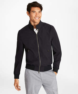 Brooks Brothers Ultra-Light Stretch Bomber Jacket
