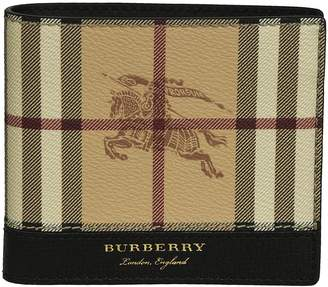 Burberry Printed Wallet