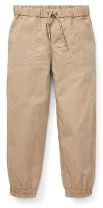 Ralph Lauren Cotton Jogger Pants, Size 2-4