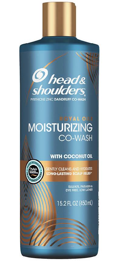 Head & Shoulders Royal Oils Moisturizing Co-Wash