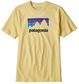 Patagonia Men's Shop Sticker Responsibili-Tee®