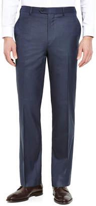 Tommy Hilfiger Blue Flat Front Pants