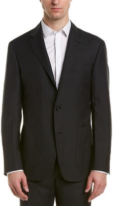 Canali Kei Wool & Linen-Blend Sport Coat
